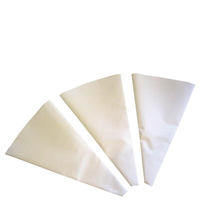 White Nylon Icing Bag Re-usable