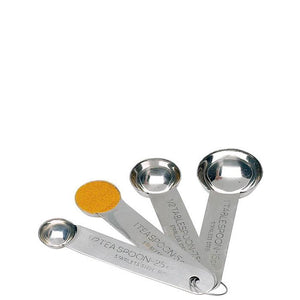 Measuring Spoon Set of 4 Made from Stainless Steel