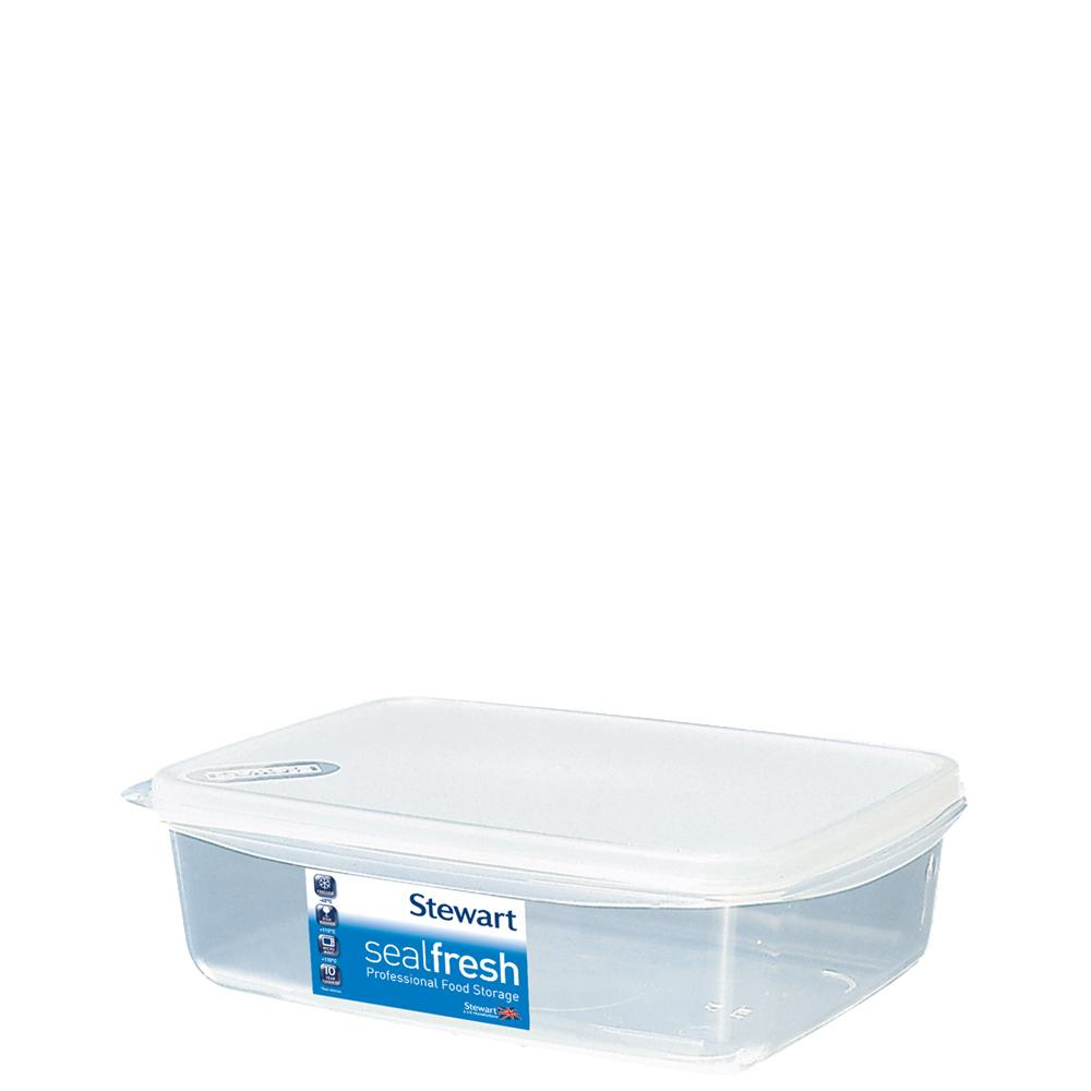 Sealfresh 1.0 litre Rectangular Food Storer with Lid