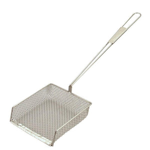 Stainless Steel Wire Chip Shovel 8x8""