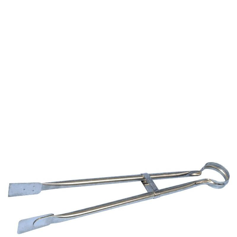 Heavy Duty Steak Tongs Stainless Steel