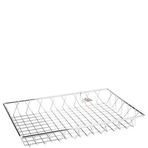 Rectangular Wire Basket 5cm Deep