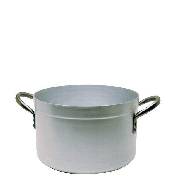 Medium Duty Aluminium Stewpan with Lid