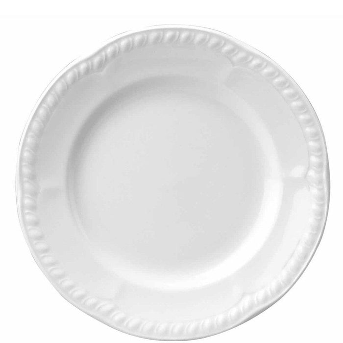 Churchill Buckingham White Plate
