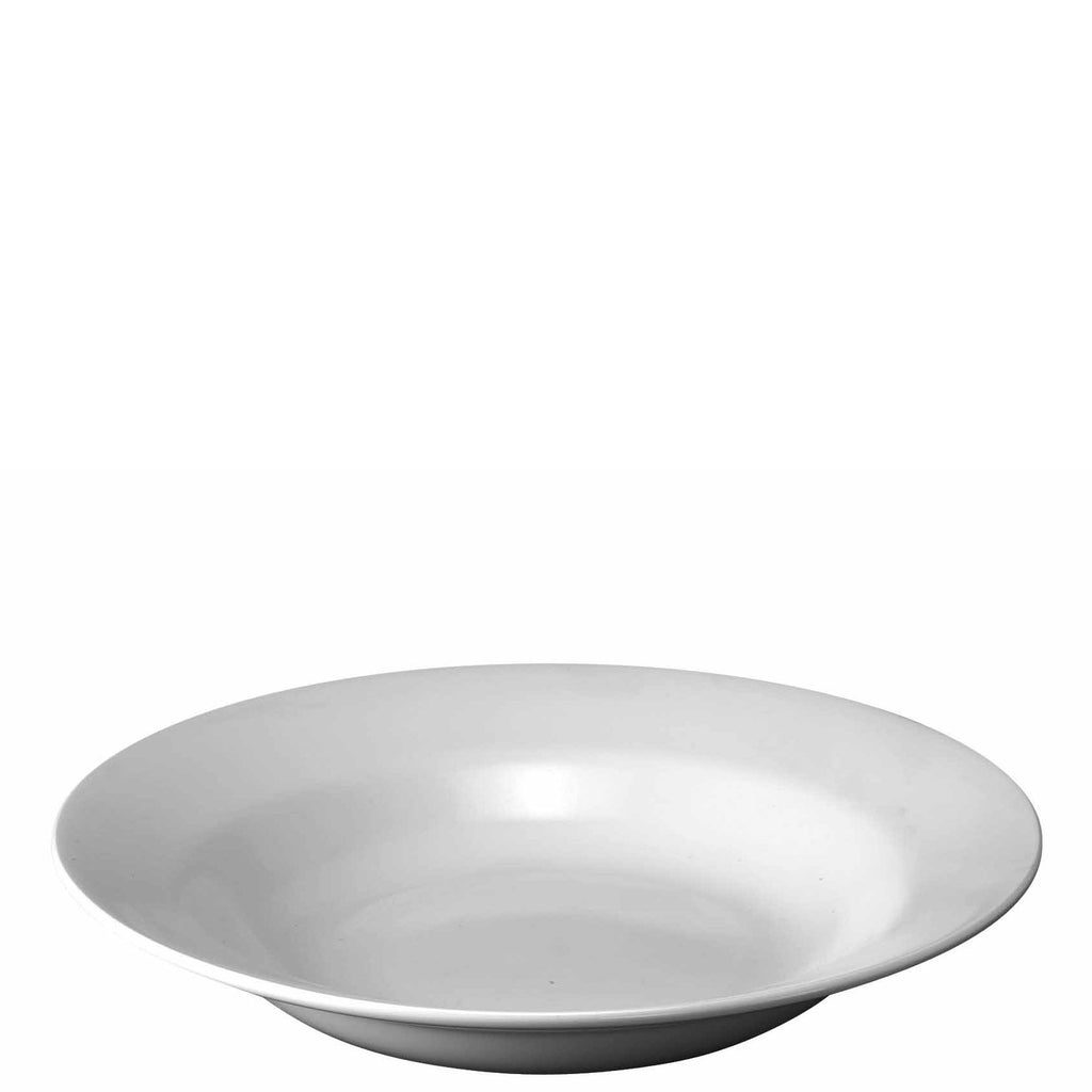 Churchill Classic White Rimmed Soup Bowl