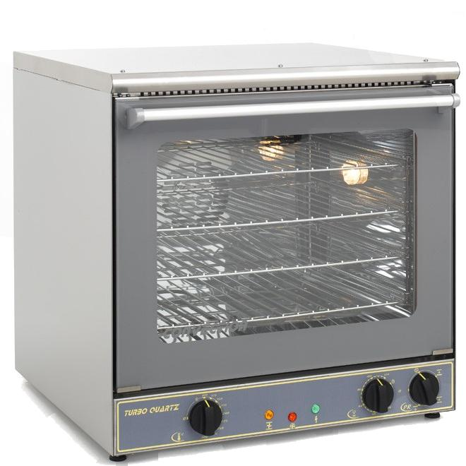 Roller Grill Convection Oven & Grill & Base Element FC60TQ
