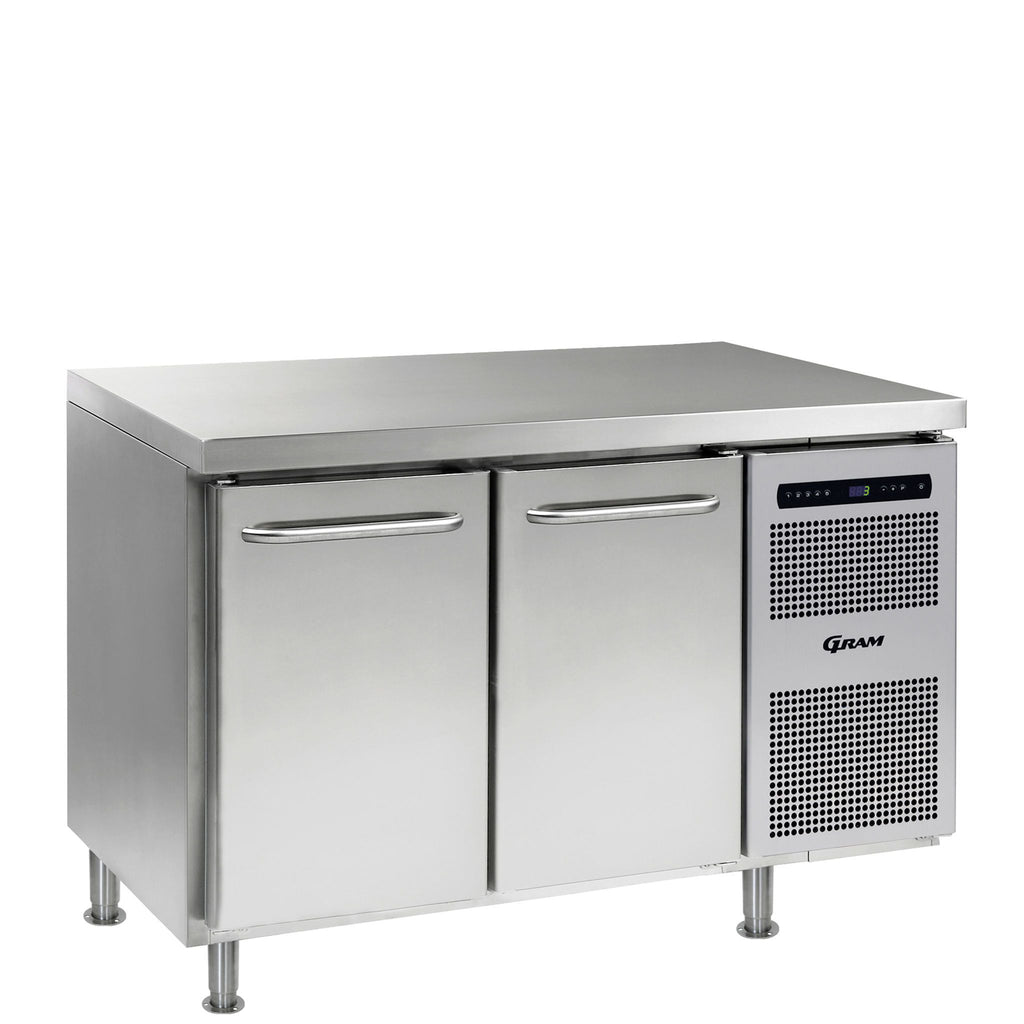 Gram 2 Door Refrigerated Counter K1407CSG