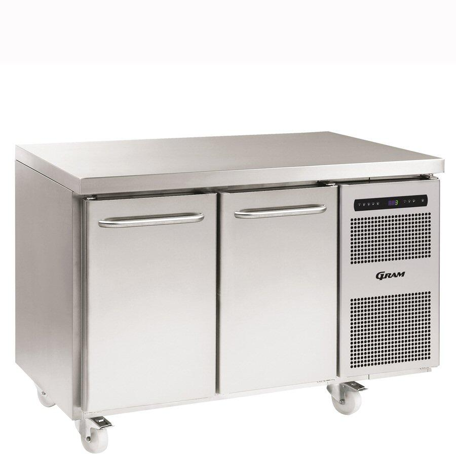 Gram 2 Door 345 litre Freezer Counter F1407