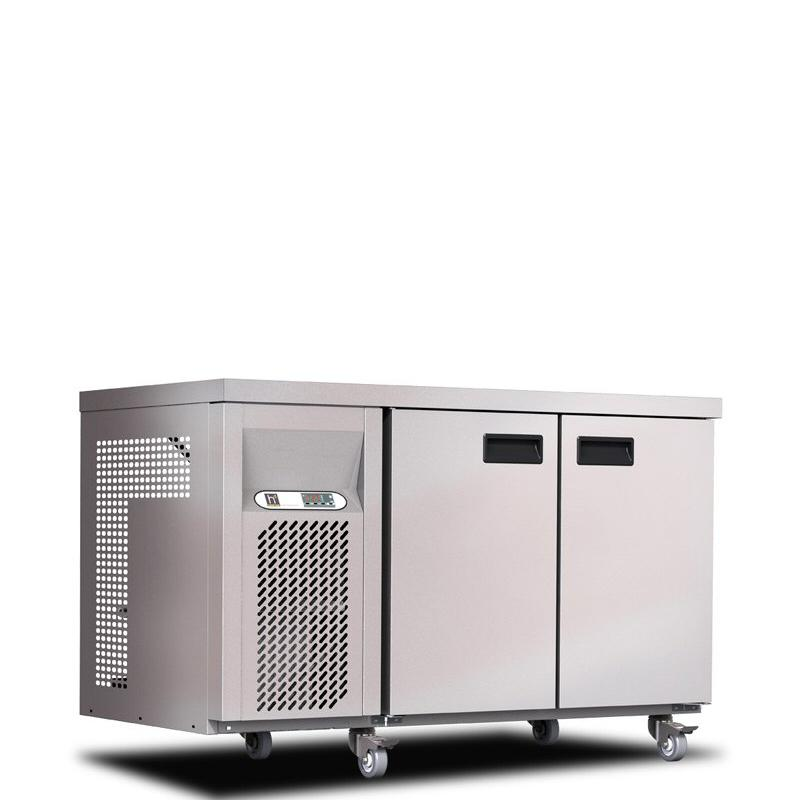 HD 2 Door Refrigerated Counter HD2H