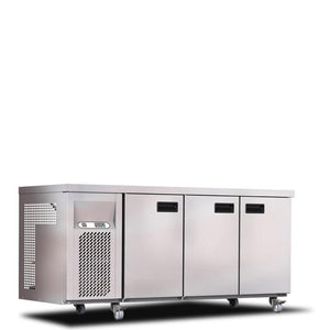 HD 3 Door Refrigerated Counter HD3H
