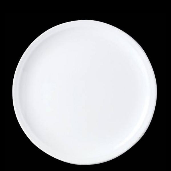 Steelite Simplicity White Pizza Plate