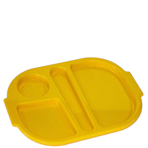 Polycarbonate Meal Tray Small