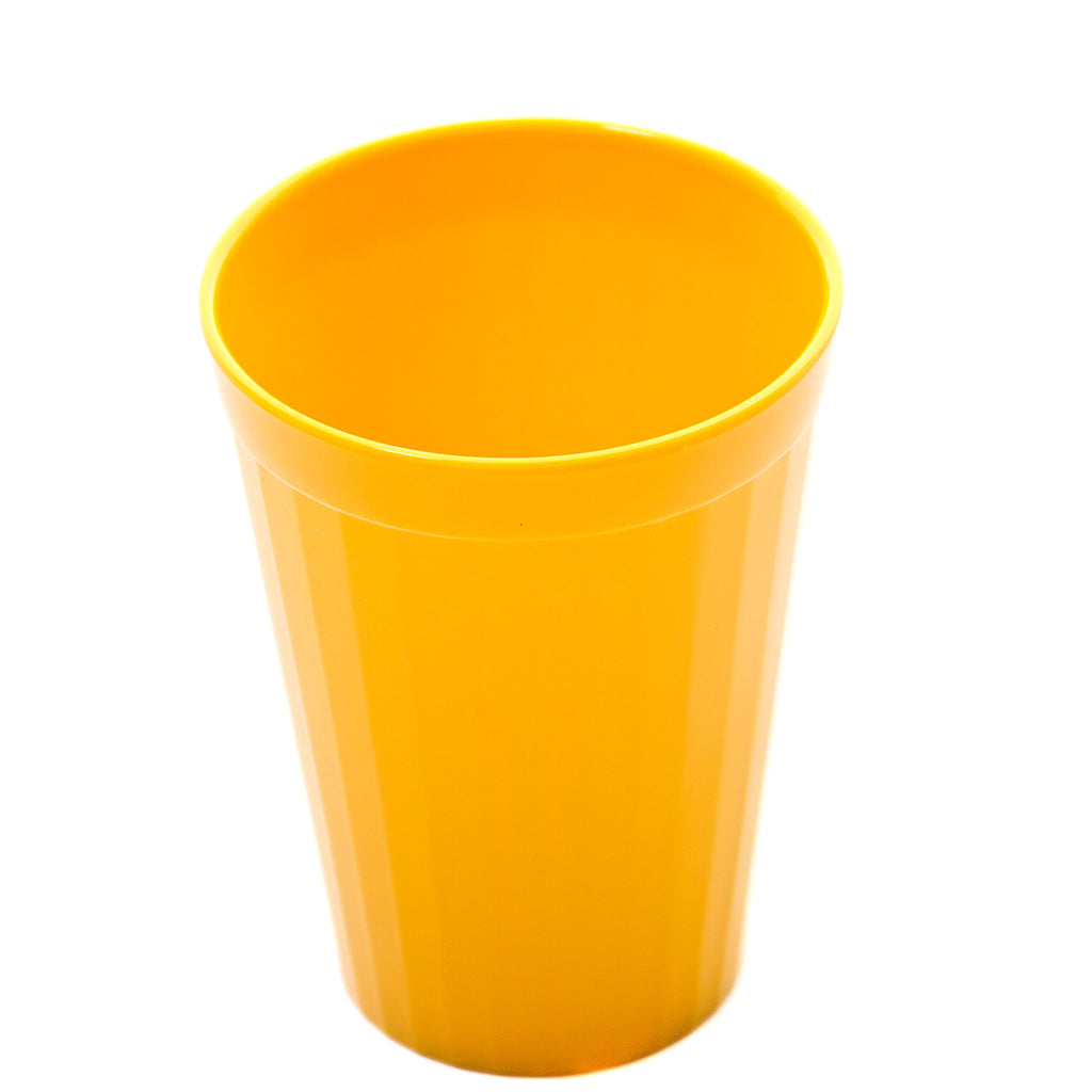 Polycarbonate Fluted Tumbler 15cl