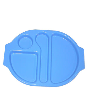 Polycarbonate Meal Tray Large