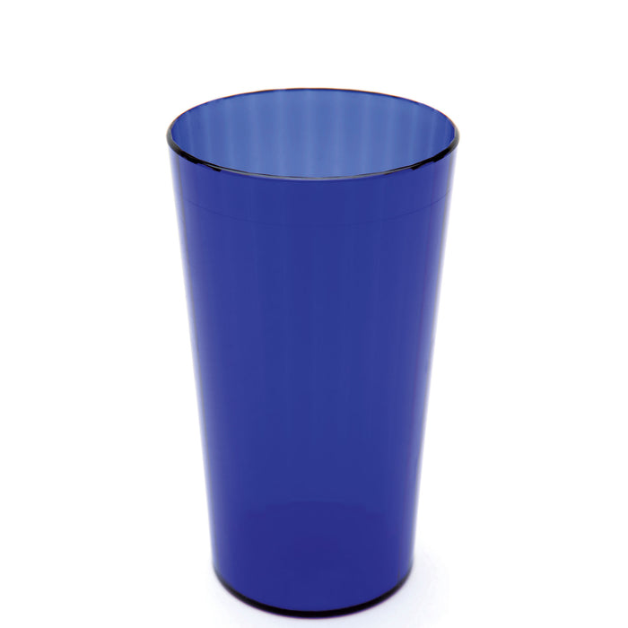 Polycarbonate Fluted Tumbler 28cl