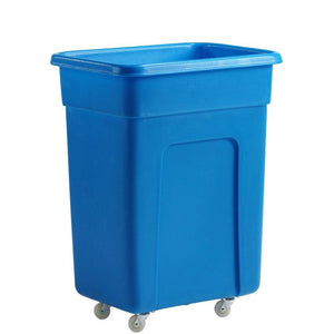 Blue Bottle Skip 130 litre 60x45x75cm Heavy Duty