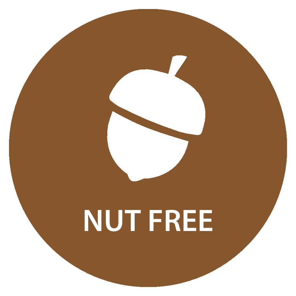 DayMark Removable Dietary Nut Free Labels