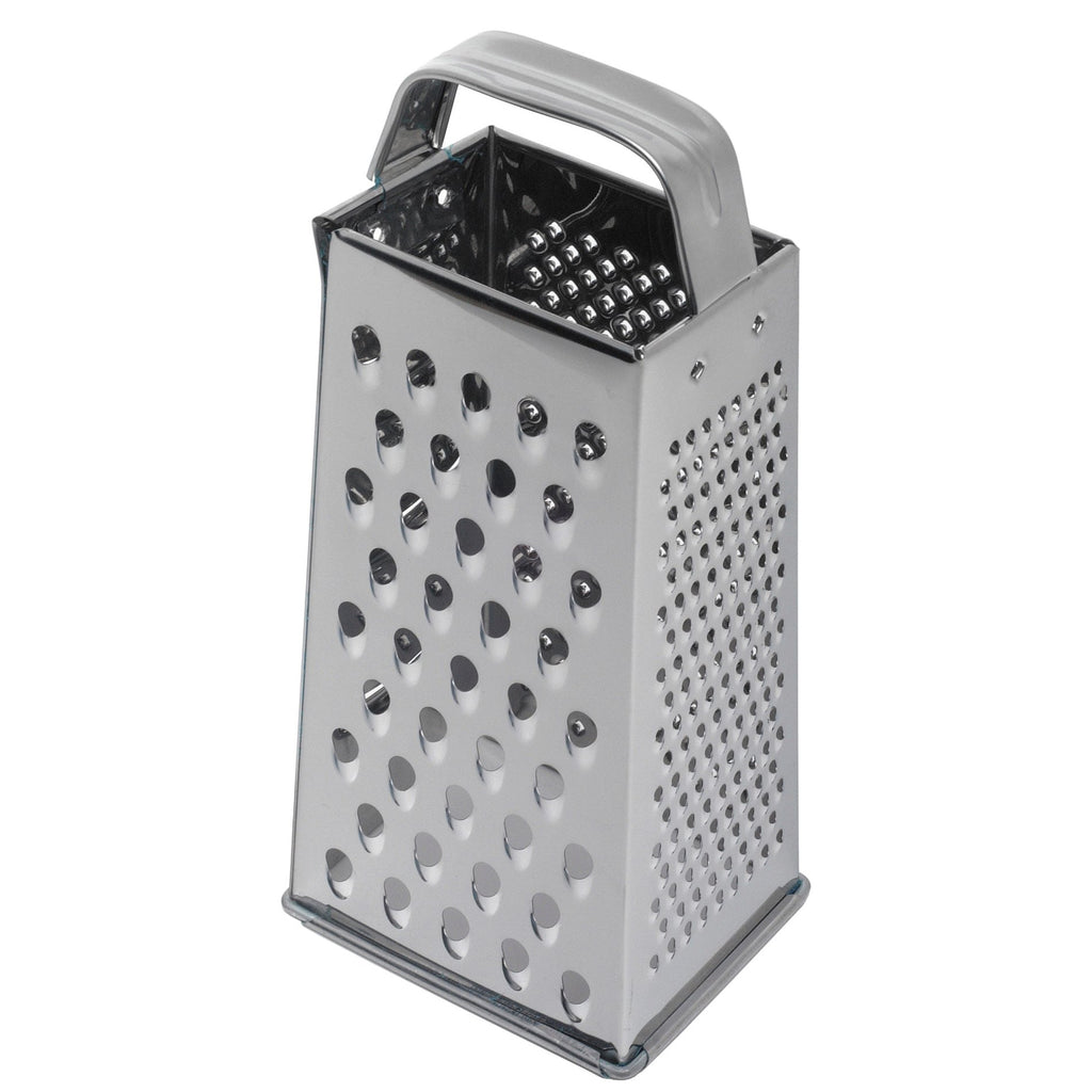 4 Way Box Grater Stainless Steel