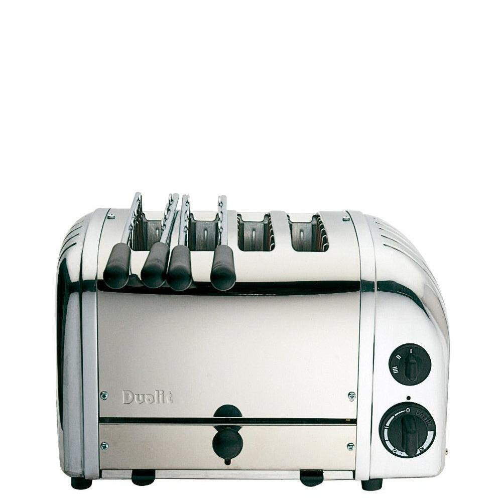 Dualit 2x2 Combi Toaster Polished 42174