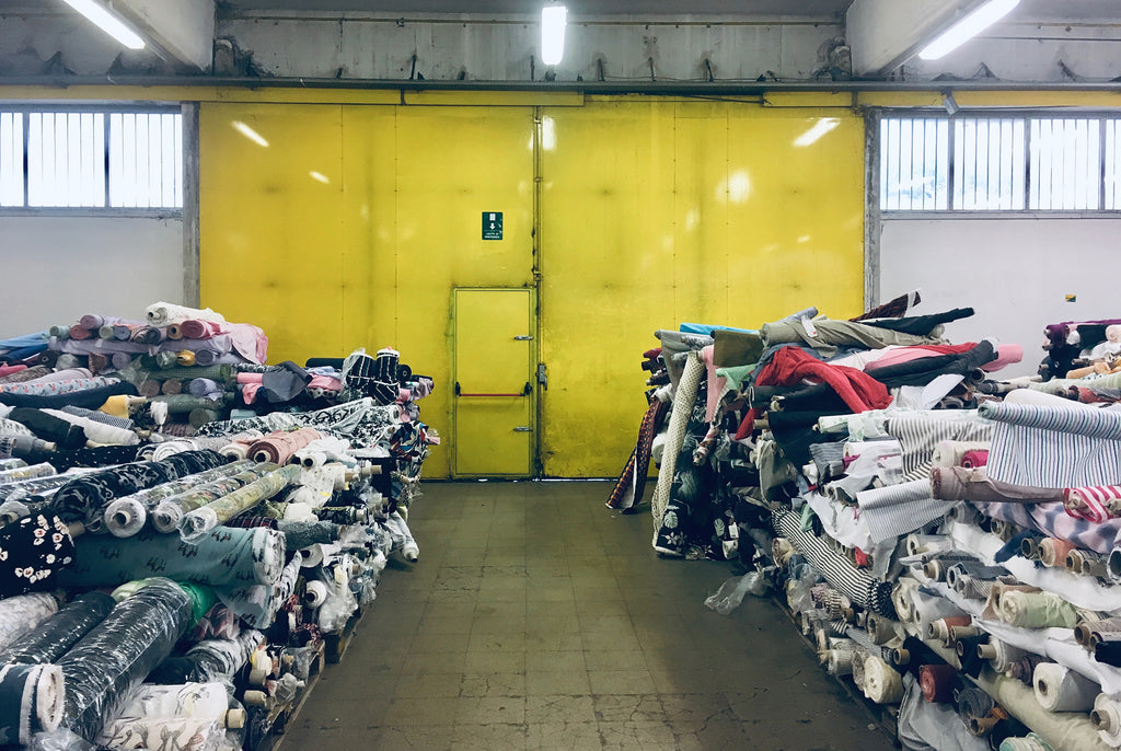 fabric warehouse
