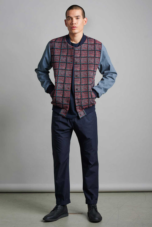 Cana Jacket (Red Check)