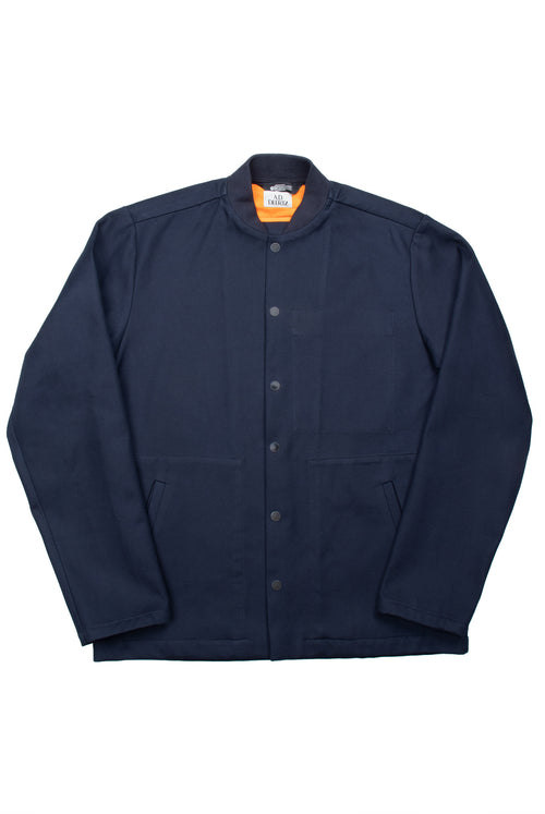 Soba jacket (Navy Twill)