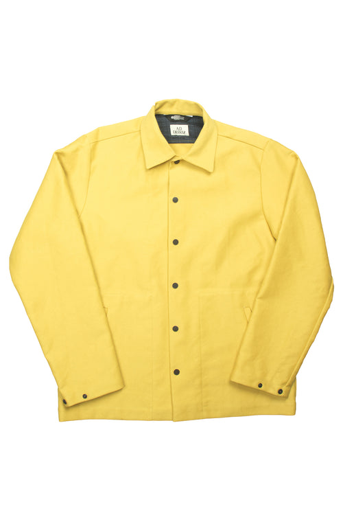 Assam Jacket (Yellow)