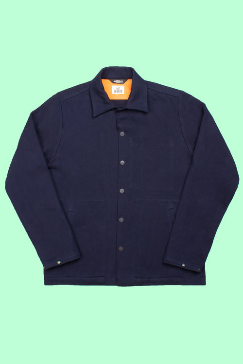 Assam Jacket (dark navy)
