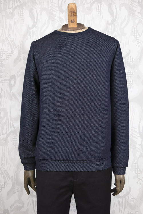 Poplar Sweater (Navy)