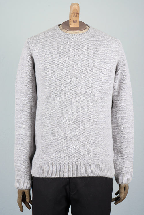 Willow Pullover (Grey)