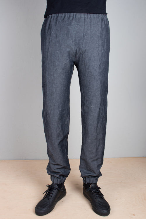 Ash Pants (grey denim)