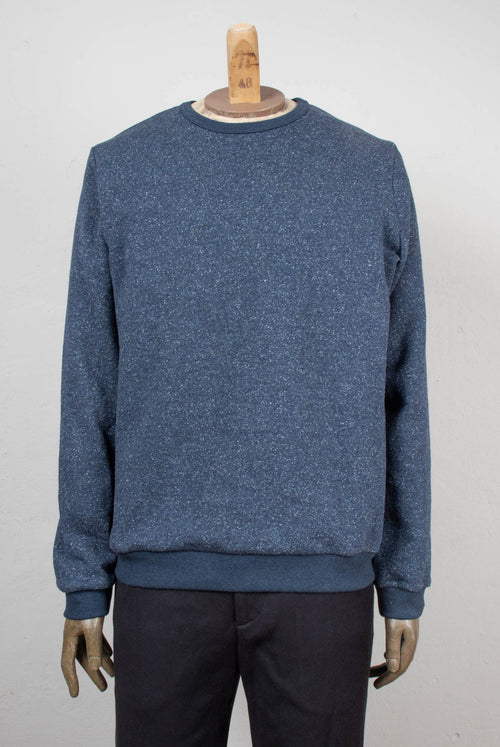 Poplar Sweater (Blue melange)