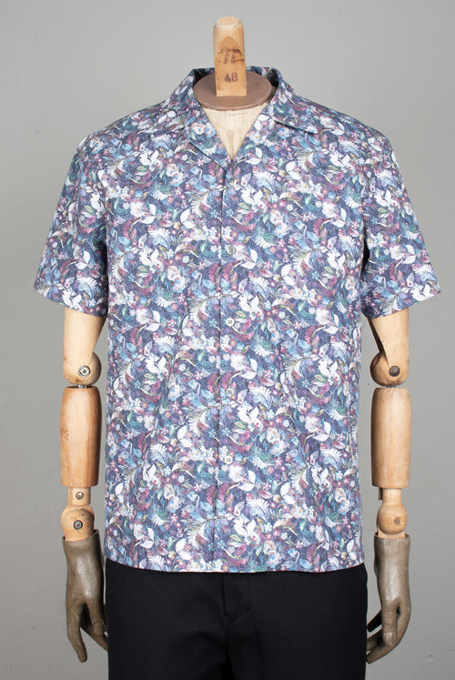 Wakame Shirt (Flowers)