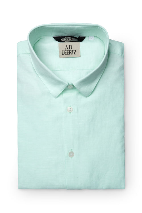 Piave Shirt (Mint)