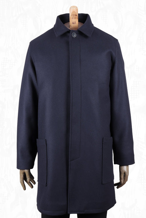 A.D.Deertz wool coat