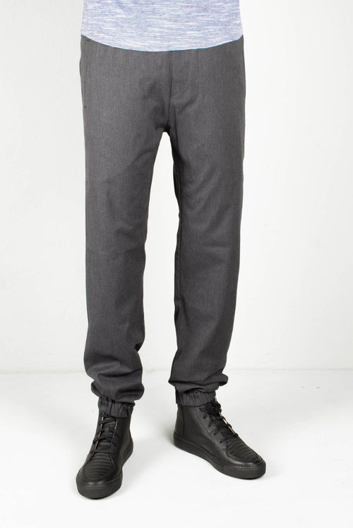 Ash Pants (grey melange)