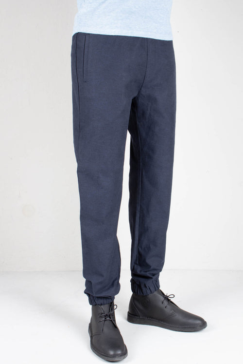 Ash Pants (blue melange)