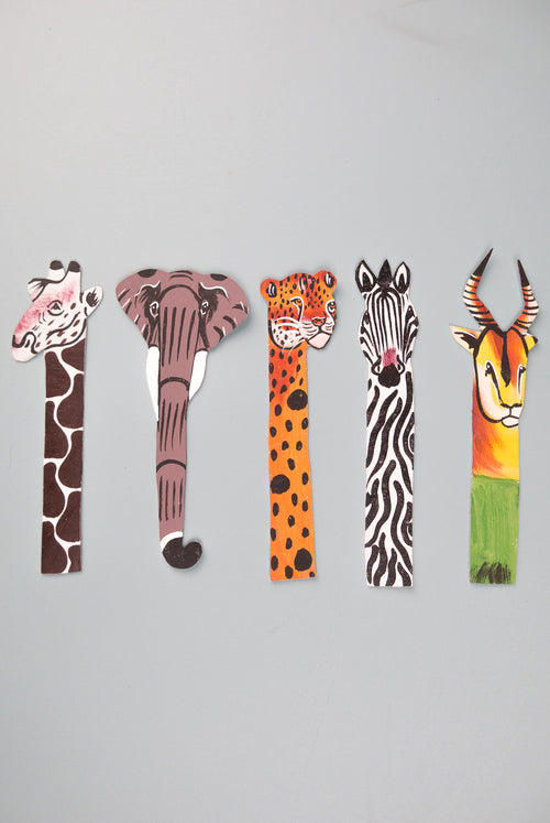 Animal Bookmark
