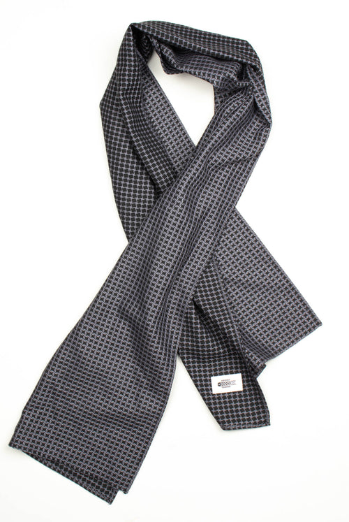 Cremini Scarf (black-grey)