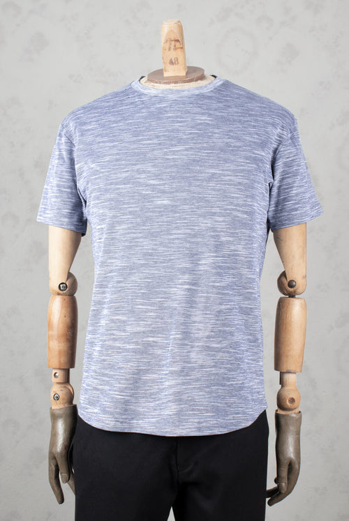 Kenaf T-Shirt (Grey Blue)