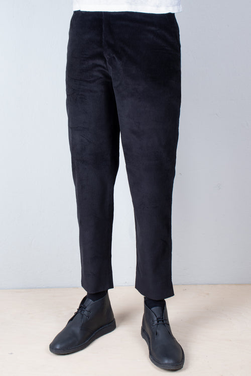 Banyan Pants (black corduroy)
