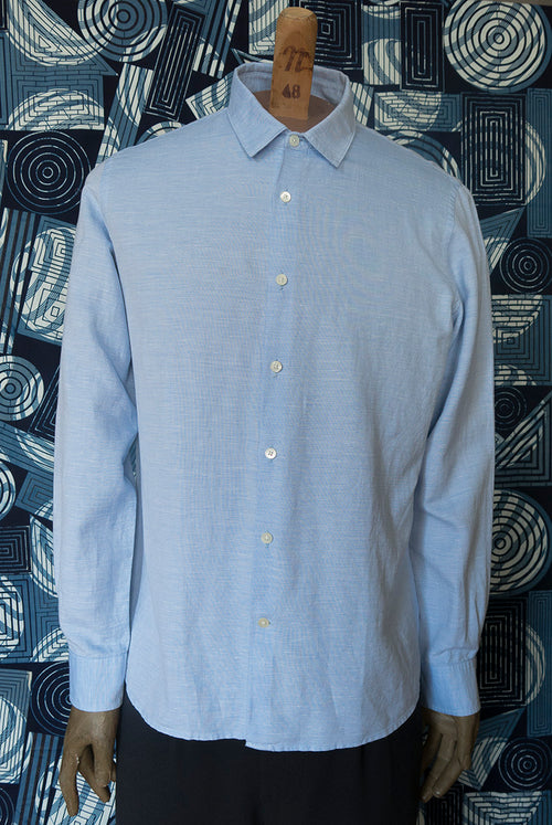 Piave Shirt (Light Blue)