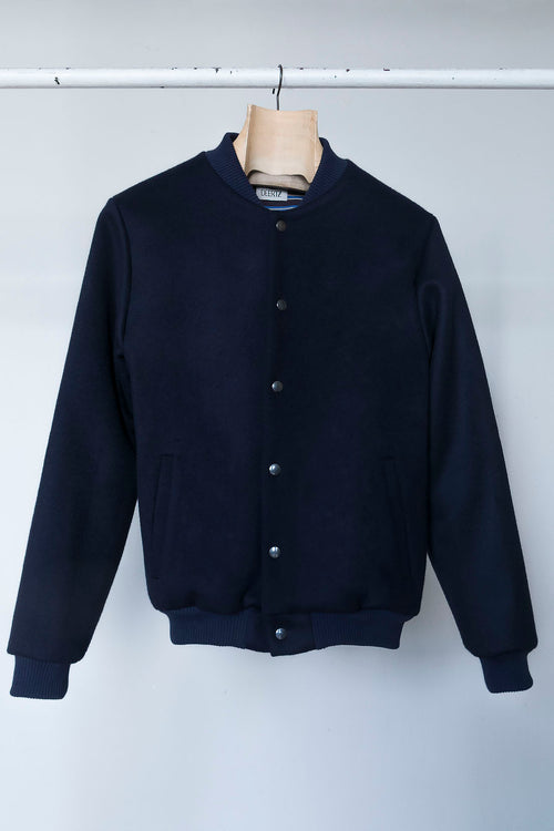 Cana Jacket ( Navy Wool)