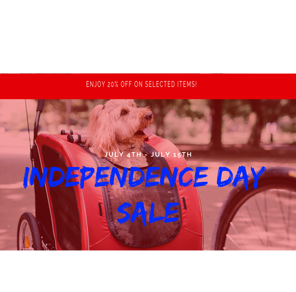 INDEPENDENCE DAY Special Offer!!