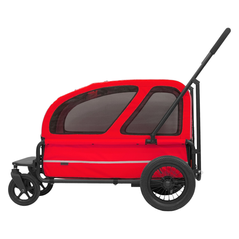 AirBuggy Carriage Berry Red