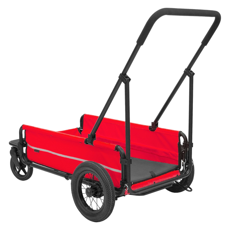 AirBuggy Carriage Berry Red Left