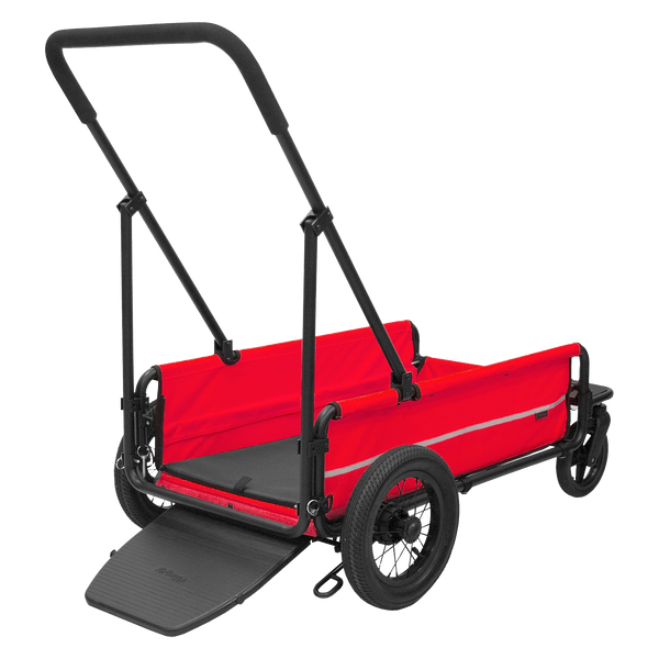 AirBuggy Carriage Berry Red Right