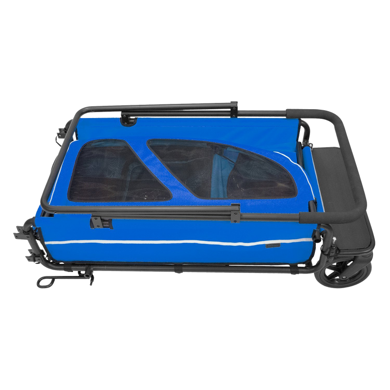 AirBuggy Carriage Royal Blue Folding 1