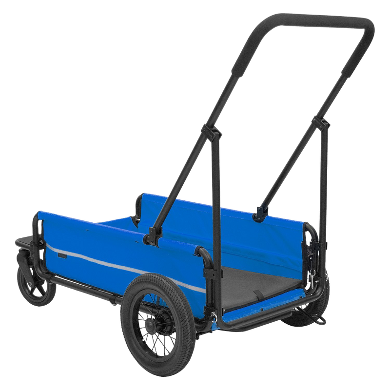 AirBuggy Carriage Royal Blue Left