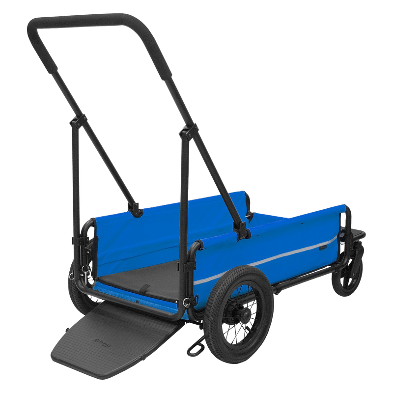 AirBuggy Carriage Royal Blue Right